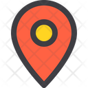 Location Location Pin Navigation Icon