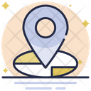 Map Pin Location Pin Map Locator Icon