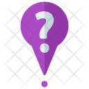 Question Marker Location Icon