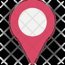 Destination Gps Location Icon