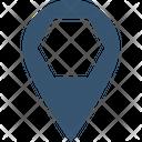 Gps Location Marker Location Pin Icon