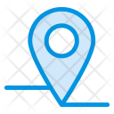 Location Pin Gps Location Icon