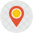 Location Marker Navigation Icon