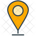 Location Pin Place Icon