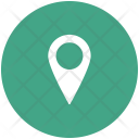 Map Pin Navigation Icon