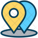Pin Place Gps Icon
