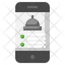 Location Pin Mobile Map Navigation Icon