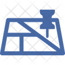 Gps Navigation Location Marker Icon