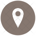 Location Pin Gps Icon