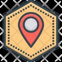 Location Pin Location Pointer Location Marker Icon
