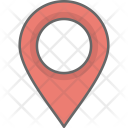 Map Navigation Location Icon