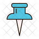 Attached Pointer Location Icon