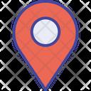 Location Marker Navigate Icon