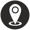 Location Pin Geo Icon