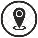 Location Pin Point Icon