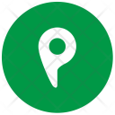 Location Point Geo Icon