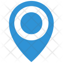 Geo Point Map Icon