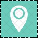 Location Pin Geo Icon