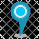 Location Pin Address Icon