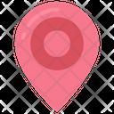 Location Geography Destination Icon