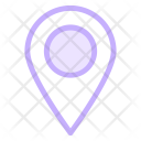 Pin Location Gps Icon
