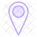 Location Marker Pin Icon