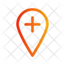 Location Plus Icon