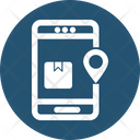 Location Point App Logistics App Mobile Tracking Icon