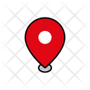 Location Pointer Business Location Location Pin Icon