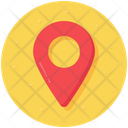 Location Pointer Location Pin Placeholder Icon