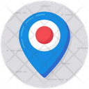 Location Pointer Location Marker Gps Icon