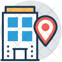 Location Pointer Navigation Icon