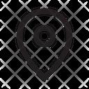 Location Pointer Location Marker Location Icon