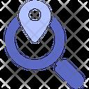 Location Search Location Search Icon