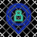 Location Security Icon