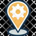 Location Servicesv Location Services Manager Location Icon