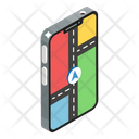 Gps Tracker Mobile Location Map Location Icon