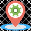 Location Settings App Icon