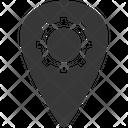 Location setting Icon