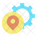 Location Setting Icon