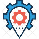 Location Settings Icon