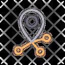 Location Share Icon