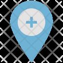 Location sign Icon