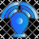 Location Signal Icon