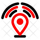 Signal Pin Map Icon