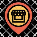 Location Store Icon