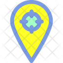 Direction Location Target Target Location Icon