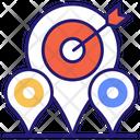 Location Targeting Icon