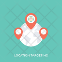 Location Targeting Icon