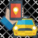 Vehicle Tracking Tracking System Gps Icon